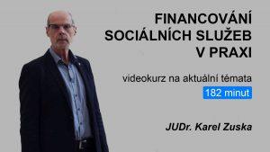 financování sociálních služeb v praxi
